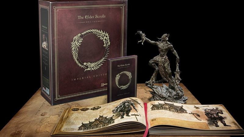 Win the last physical Imperial Edition of The Elder Scrolls Online