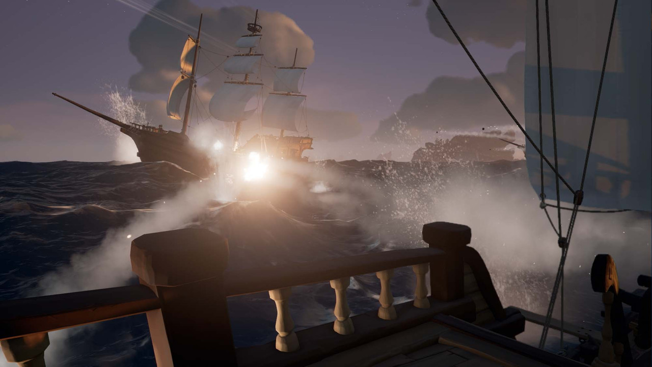 Sea of Thieves steals E3 gold