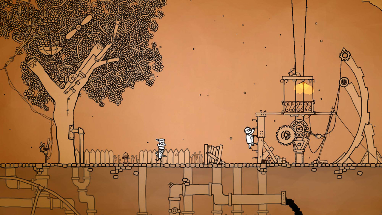 Kiwi steampunk puzzle adventure 39 Days to Mars now has a Steam page