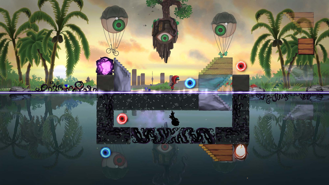 Kiwi puzzle title Samsara is out today on PC, Mac, and Xbox