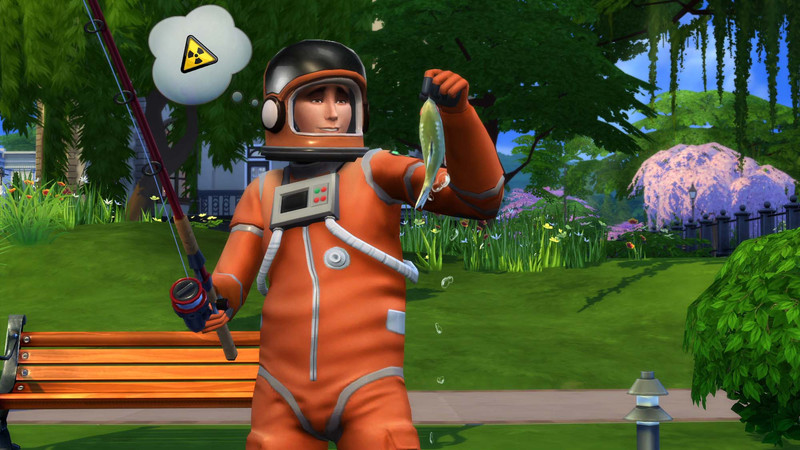 Sharing is caring: Building player attachment in The Sims 4