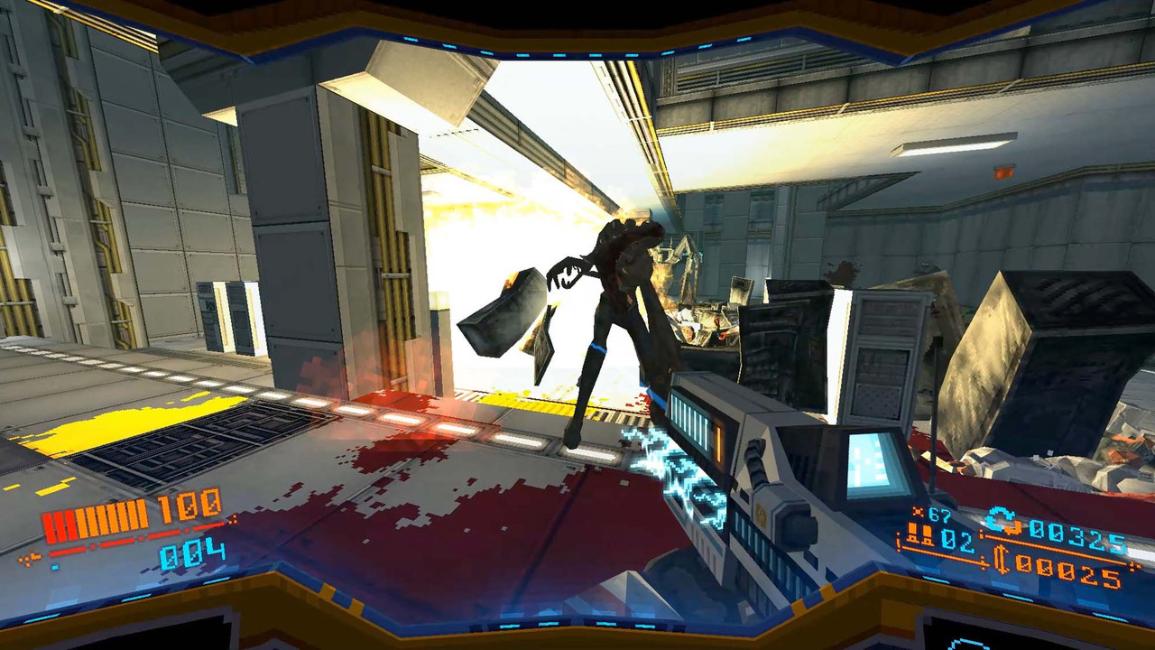 Strafe review