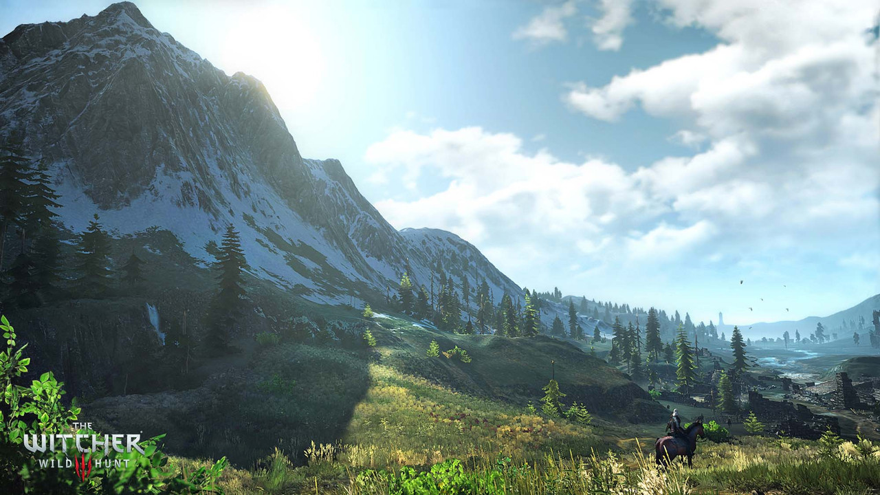 The Witcher 3 on PC is nothing less than stunning