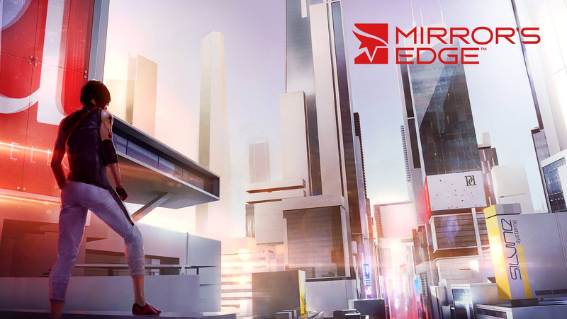E3: Mirror's Edge concept art