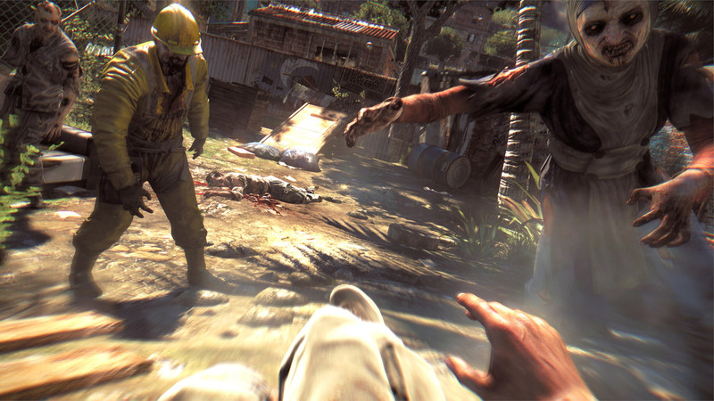 E3: Dying Light preview