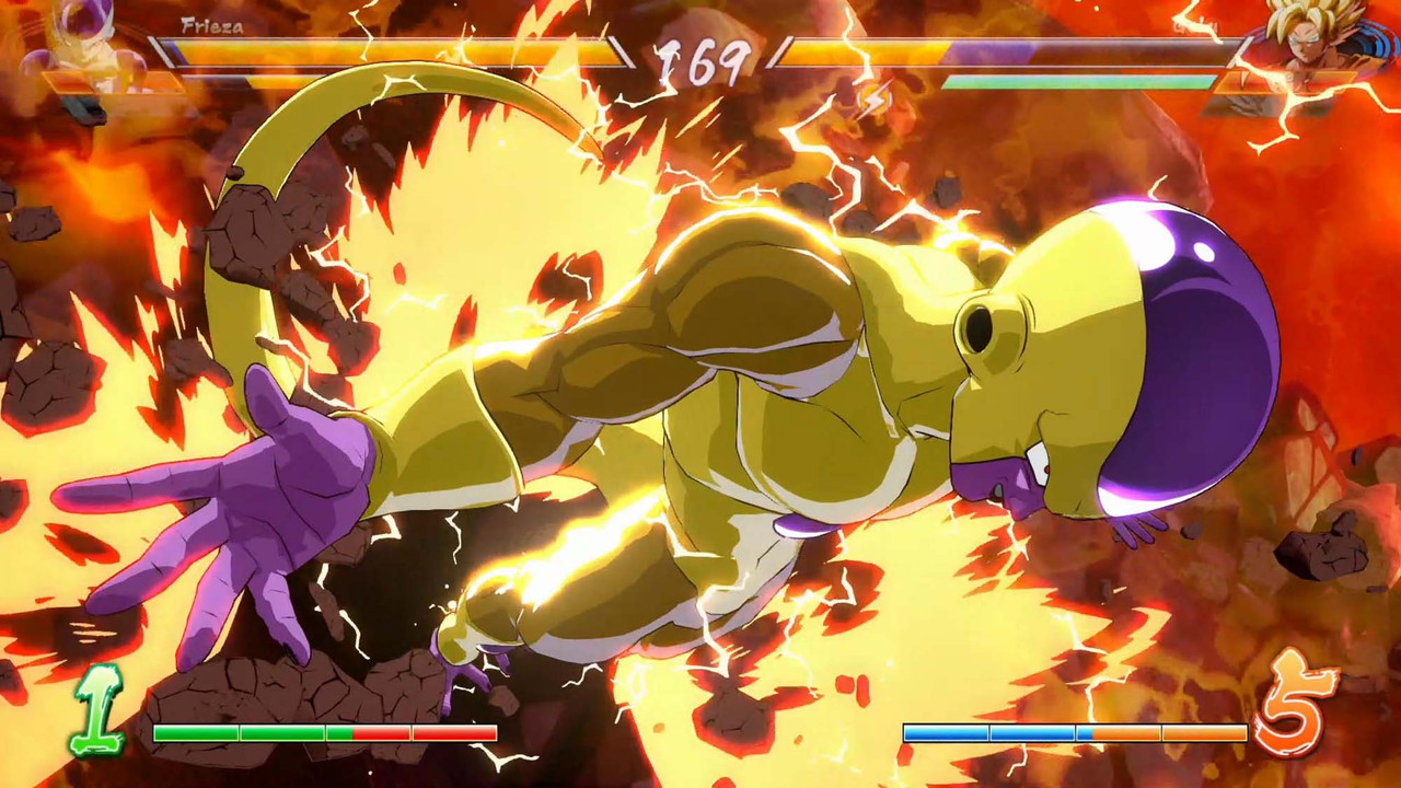 Dragon Ball FighterZ review