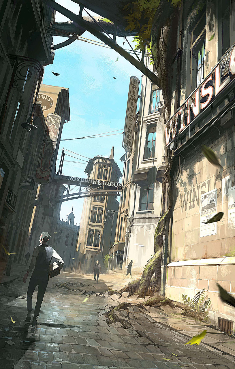 Get hyped for Dishonored 2 with these new screens + art