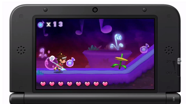 Mario Golf, Donkey Kong Country Returns, new Mario & Luigi announced for 3DS