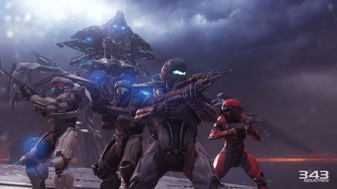 Halo 5: Guardians interview