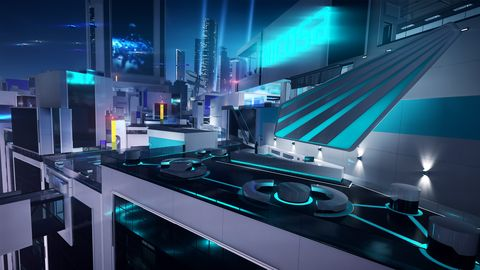 Mirror's Edge Catalyst review