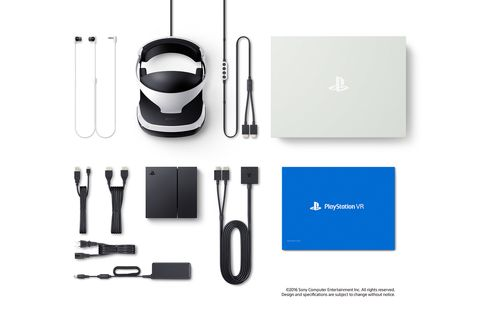 PlayStation VR lacks a killer app