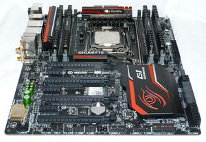 Gigabyte's X99-Gaming G1 is a solid base for Haswell-E systems