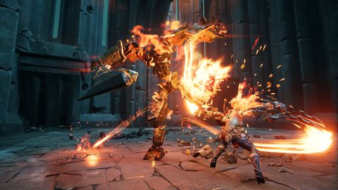 Darksiders 3: Keepers of the Void DLC Review
