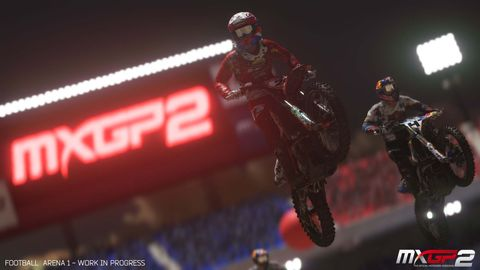 "MXGP 2 is ""Brandon's First Race"" in game form"