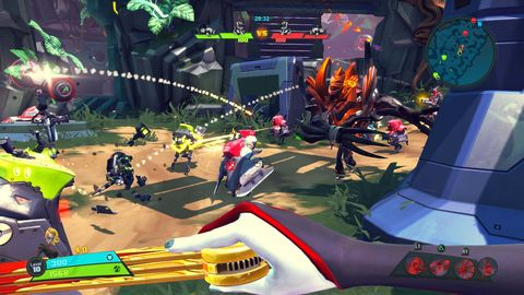 Hands-on: Battleborn's Incursion mode