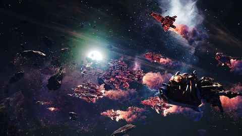 Battlefleet Gothic: Armada review
