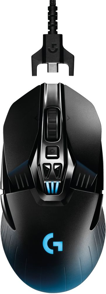 Win a Logitech G900 Chaos Spectrum gaming mouse