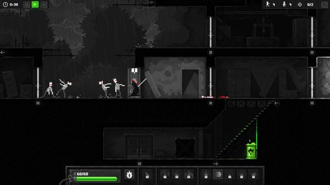 Zombie Night Terror is Lemmings with a bad case of rabies