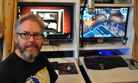 Lunch with a legend: Diablo creator Dave Brevik
