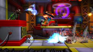 PlayStation All-Stars Battle Royale wants to come out swinging