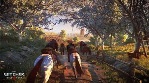 E3: The Witcher 3 preview