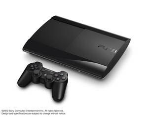 Sony reveals new super-slim PlayStation 3