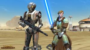 BioWare's Jeff Hickman on Star Wars: The Old Republic going free-to-play