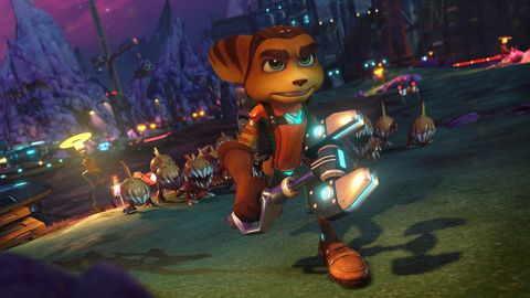 Ratchet & Clank review