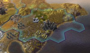 Meet Hutama, leader of Polystralia in Civilization: Beyond Earth