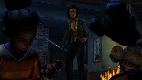The Walking Dead: Michonne: In Too Deep review