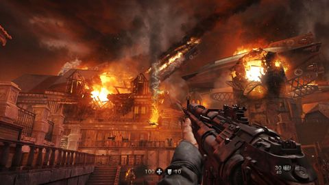 Wolfenstein: The Old Blood review