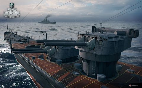 World of Warships hands-on