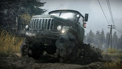 Spintires: MudRunner – American Wilds Review