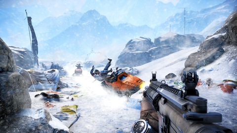 Seeking Shangri-La: How Ubisoft will top 2012's GOTY