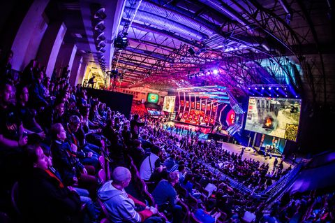 World of Tanks Grand Finals report