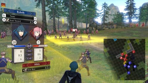 Fire Emblem: Three Houses Review