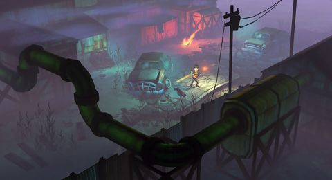 The Flame in the Flood review