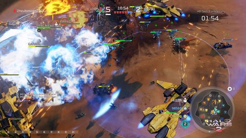 Halo Wars 2 interview