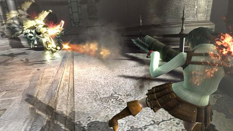 New characters elevate an otherwise rote Devil May Cry 4: Special Edition
