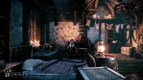 Woolfe: The Red Hood Diaries review