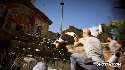 Seven hours in Ghost Recon's Wildlands