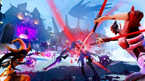 Battleborn's campaign mode seems pretty Battleboring