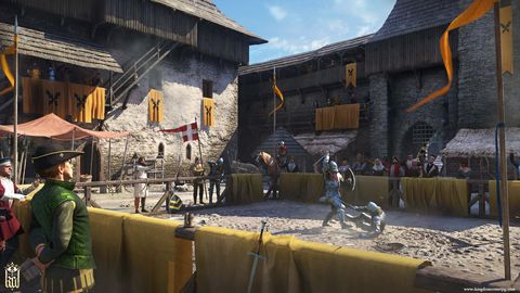 Kingdom Come: Deliverance is a medieval chore simulator