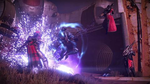 A Wolf at the Door: Destiny's creative director on its second expansion