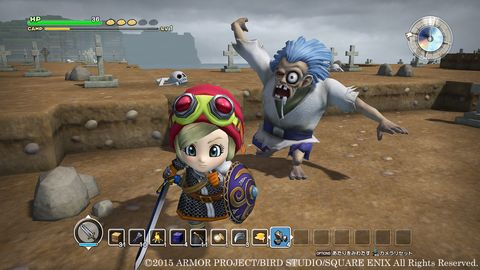 Dragon Quest Builders review