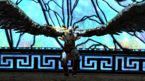 God of War III Remastered doesn't change much (and doesn't need to)