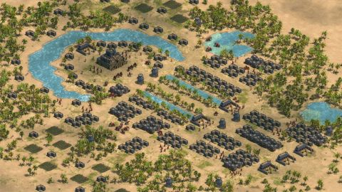 Age of Empires: Definitive Edition harkens back to a simpler time