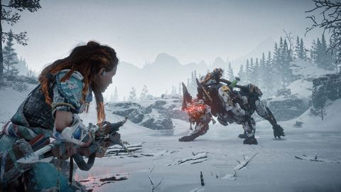 Horizon Zero Dawn - The Frozen Wilds review