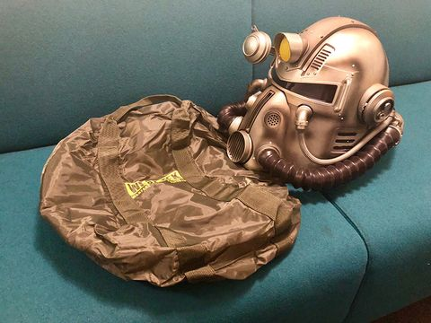 Bethesda to replace Fallout nylon bag with canvas version