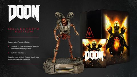 Bethesda announces Doom's day with new trailer